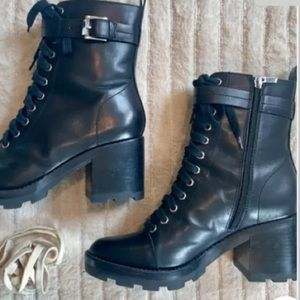 Marc Fisher LTD Womens Waren Boots